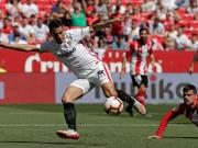 Wilde Nachspielzeit in Sevilla: Martinez nur Latte, Sevillas gnadenloser Konter