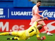 Messi trifft doppelt, De Blasis wunderschön