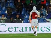 Roma im Regen: Wenn auch der Scherenschlag nicht hilft...