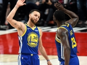 Warriors wieder in den Finals - Curry und Green sweepen Portland