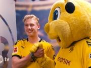 Der Vizemeister rüstet auf - Julian Brandt beim BVB