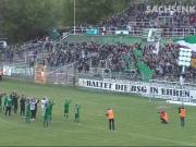 Flutlicht für Leutzsch - Fortuna Düsseldorf hilft Chemie Leipzig