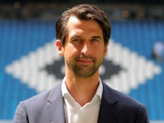 Boldt beim HSV vorgestellt -