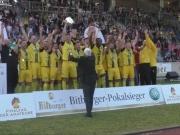 Pokal-Sieg gegen Fortuna: Alemannia Aachen ist zurück im DFB-Pokal