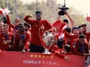 Champions-League-Party in Liverpool - Die triumphale Rückkehr