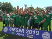 Vor 5.000 Fans: Chemie Leipzig feiert Regionalliga-Aufstieg