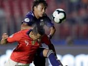 Flugkopfball Sanchez, feiner Vargas-Heber - Japan chancenlos gegen Chile