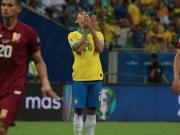 Coutinho jubelt zu früh - Brasilien stolpert über Venezuela