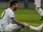 Armani rettet Unentschieden - Argentinien enttäuscht
