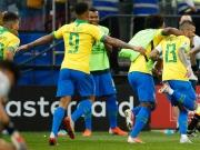 Kurioser Abschlag bei Brasiliens 5:0-Gala gegen Peru