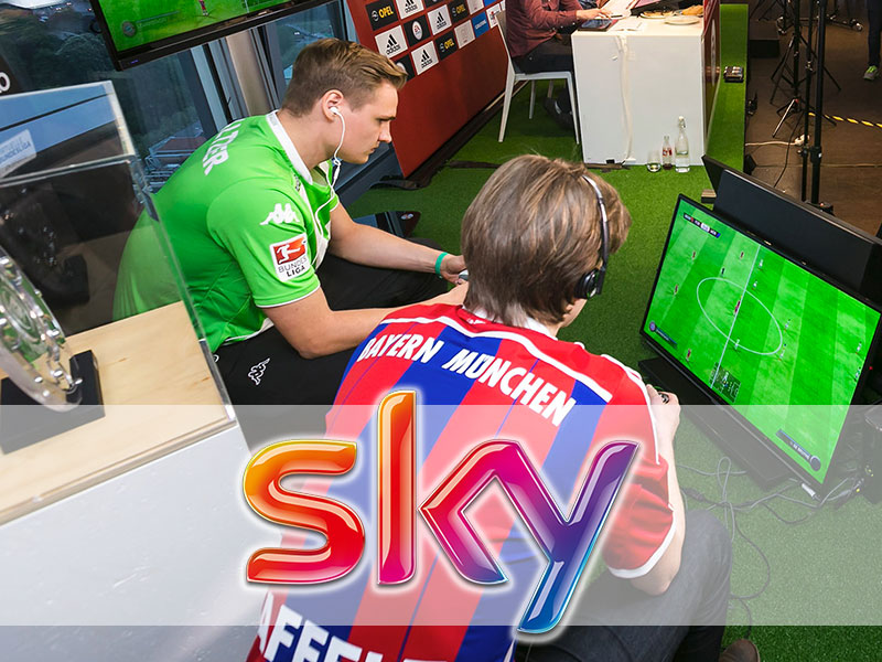 Sky Virtuelle Bundesliga