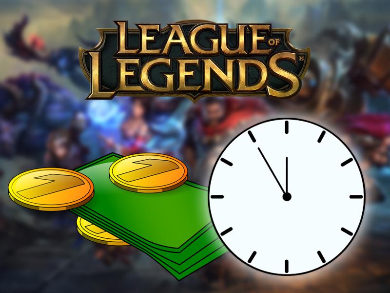 Wie Viele Stunden League Of Legends