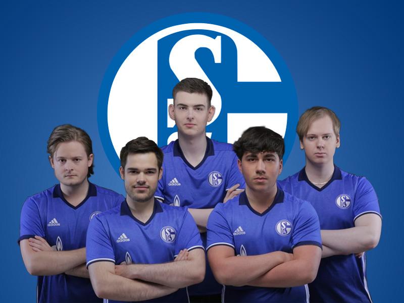 Schalke 04 Esports Team