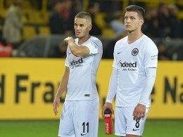 Limassols Hinterzimmer-Deals mit Jovic und Gacinovic