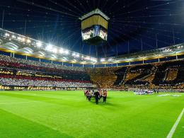 Keine Karten für Eintracht-Heimspiel gegen Benfica mehr verfügbar