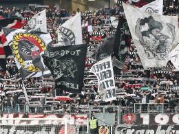 Selbstkritisches Statement der Eintracht-Ultras