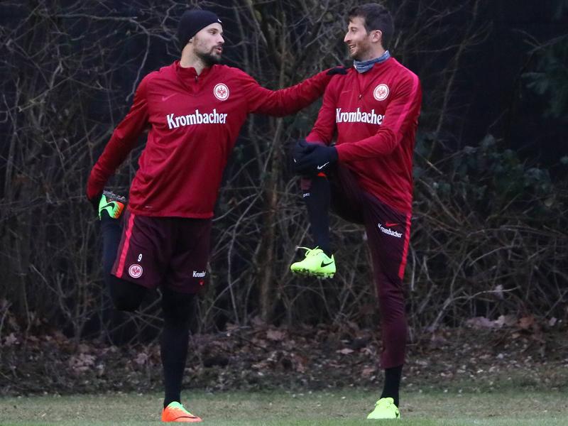 """Abraham: """"Ich hoffe, dass Seferovic keinen Sahnetag erwischt"""""""