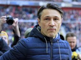 Kovac schwärmt mächtig von der Eintracht
