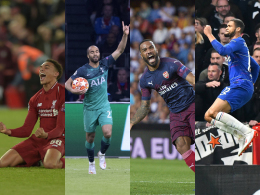 Novum in Europa: Vier englische Teams, drei aus London