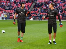 Cech oder Leno? Emery verrät noch nichts