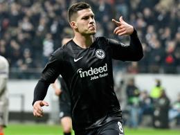 Fünf Frankfurter im Europa-League-Kader des Jahres