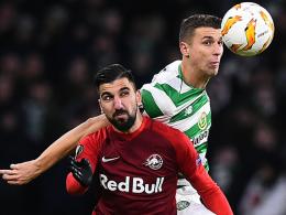 Trotz 1:2-Pleite: Celtic folgt Salzburg in die K.o.-Runde