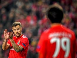 Auch ohne Tore: Seferovic und Joao Felix ebnen Benficas Weiterkommen