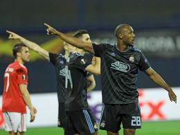 Petkovic trifft - Benfica beißt sich die Zähne aus
