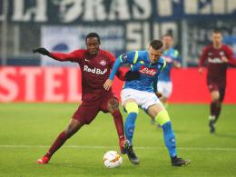 Miliks Treffer verhindert Salzburgs Aufholjagd