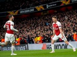 Gute Ausgangslage: Ramsey und Torreira ebnen Arsenal den Weg