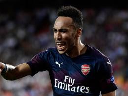 Arsenal schießt sich gegen Valencia ins Finale
