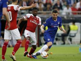 4:1 Chelsea - Hazard und Giroud brillieren