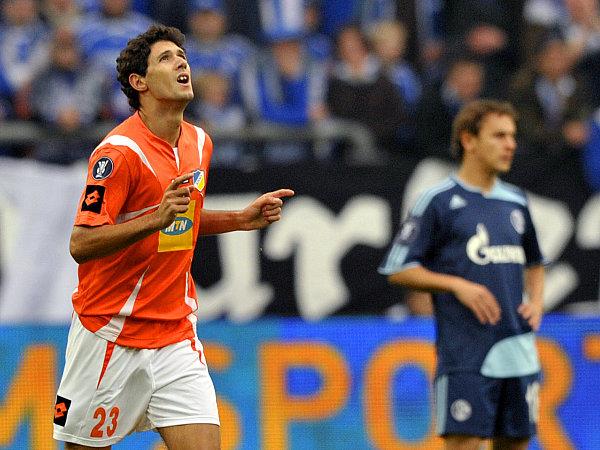 Schalke Apoel Nikosia