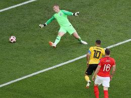 2:0-Sieg gegen England: Belgien WM-Dritter
