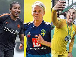 Fischer, Hansen & Co.: Bundesligaspielerinnen bei der WM