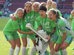 Das Viertelfinale im DFB-Pokal der Frauen