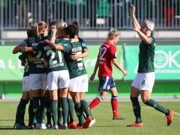 Bayern schlägt Wolfsburg und zieht nach Punkten gleich
