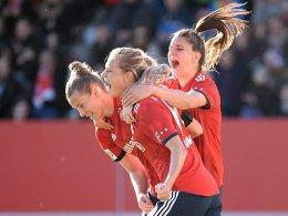 4:2 - Bayern nimmt Revanche und zieht gleich