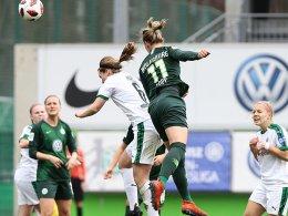 Popp leitet Wolfsburger Kantersieg ein - FCB siegt