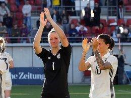Nach Masern: Schult kehrt ins DFB-Aufgebot zurück