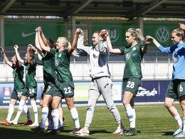 Wolfsburg auf dem besten Weg zur Titelverteidigung