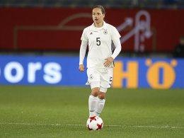 Babett Peter beendet DFB-Laufbahn