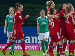Später FCB-Tiefschlag: Bremen muss weiter zittern