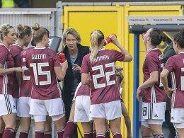 Knifflige Aufgabe: Wer vertritt die DFB-Frauen bei der WM?