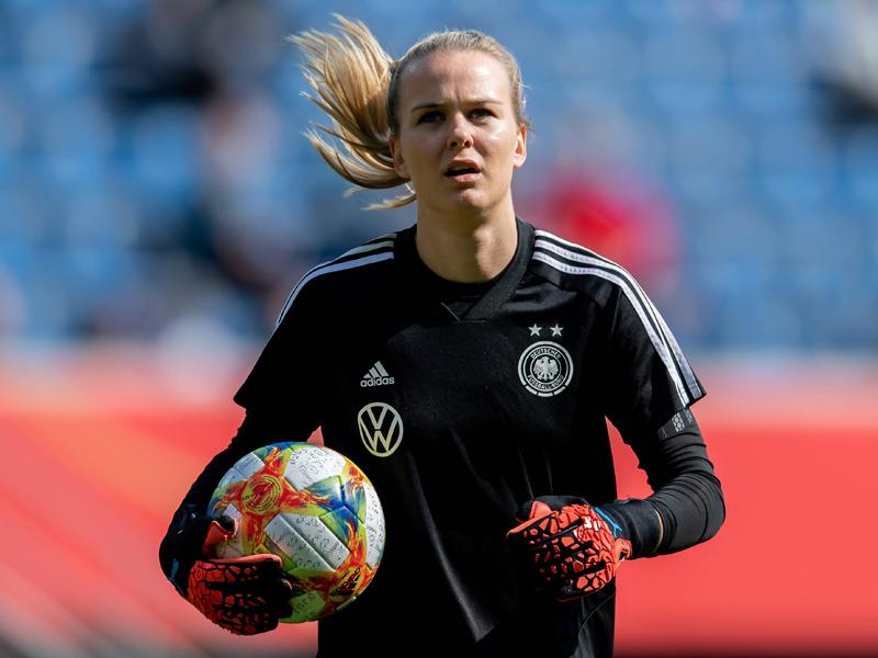 WM der Frauen: Der deutsche Kader