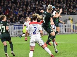 Fischer lässt Wolfsburg auf das Halbfinale hoffen