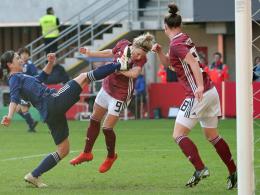 DFB-Frauen: Popp und Huth gleichen Schult-Böcke aus