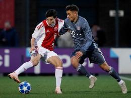 Trotz Sieg bei Ajax Amsterdam: Bayern ist raus