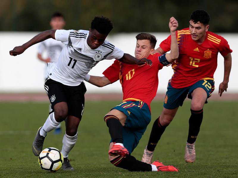 Algarve-Cup: U17 verliert auch gegen Spanien