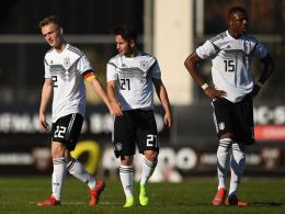 Kramer-Schützlinge verlieren auch zweites Frankreich-Spiel